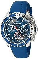 Reloj cronógrafo para hombre Nautica Puerto Rico Casual Cod. napptr001 de Nautica