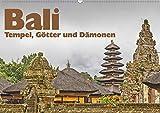 Bali - Tempel, Götter und Dämonen (Wandkalender 2020 DIN A2 quer): Sie schönsten Tempel der Insel der Götter (Monatskalender, 14 Seiten ) (CALVENDO Orte) -