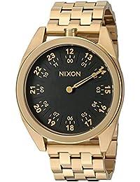 c369ece0d72b7c Nixon 'Genesis' Orologio al quarzo in acciaio INOX automatico, colore: gold-
