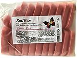 Epilwax S.A.S.-Cera caliente de depilar en forma de pastillas (bolsita de 1kg, calidad profesional), color rosa