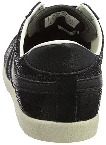 Gola Bullet Fracture, Sneaker Donna Nero (Black)