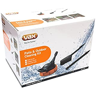 Vax 1-1-133376-00 Pressure Washer Patio and Outdoor Cleaning Kit