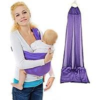 131ebb3e19bc Amazon.fr   6-12 mois - Echarpes de portage   Porte-bébé   Bébé et ...