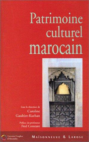Patrimoine culturel marocain