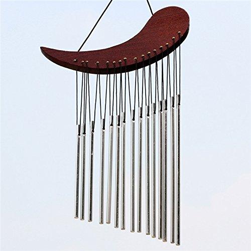 Wand Hängen 15 Röhren Windchime Anhänger Windbell Garten Haus Dekor - (Outdoor Dekor Haus)