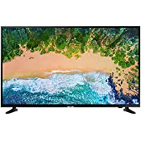 Samsung NU7099 138 cm (55 Zoll) LED Fernseher (Ultra HD, HDR, Triple Tuner, Smart TV)