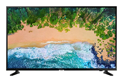 Samsung NU7099 108 cm (43 Zoll) LED Fernseher (Ultra HD, HDR, Triple Tuner, Smart TV) [Modelljahr 2018] (3d-led-smart-tv Samsung 55)