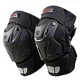Crazy AL 'S ® CAK Knie Schutz Motorrad Motocross Racing Knie Wachen Pads Hosenträger schutzausrüstungen schwarz