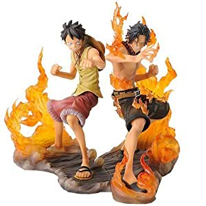 One Piece DX Figure BROTHERHOOD ONE PIECE ability Anime prize Banpresto (all two full set) (japan import)