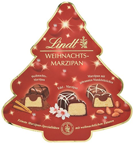 Lindt Weihnachts Marzipan Selection Adventskalender