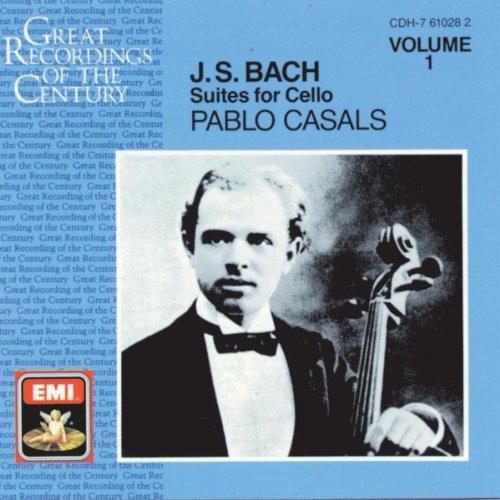 J. S. Bach: Suites for Cello, 1, 2 & 3 (Bach Cello Suite 1)