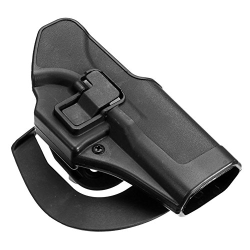SaySure - Black Outdoor Tactical gun Holster Military Airsoft Hunting