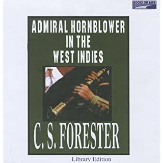 Admiral Hornblower I (Lib)(CD)