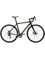 Kona Jake the Snake - Bicicletas ciclocross - verde/negro Tamaño del cuadro 57 cm 2017