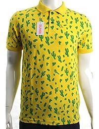 Sun68 - T-shirt - Homme jaune jaune