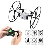 DAYE Mini RC Quadcopter Drone 0.3MP Camera 4CH 6-Axis RC Quadcopter With 3D