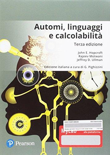 Automi, linguaggi e calcolabilità. Ediz. Mylab. Con Contenuto digitale per download e accesso on line