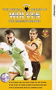The Official Review Of Wolves: The 1995/96 Season [VHS]