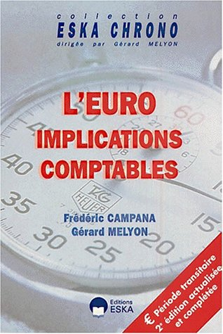 L'Euro, implications comptables