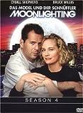 Moonlighting - Das Model und der Schnüffler - Season 4 (4 DVDs) [Import allemand]