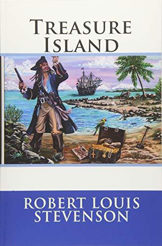 Treasure Island por Robert Louis Stevenson