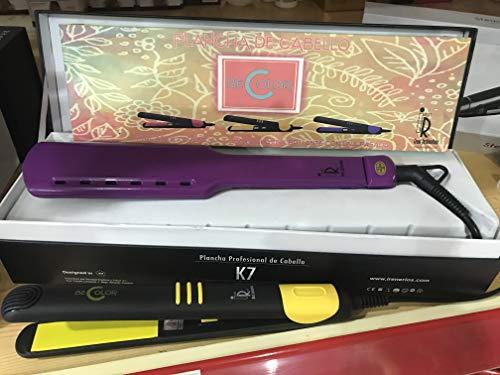 Plancha K7 placa Ancha+ Regalo plancha Becolor