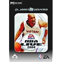 NBA Live 2004 [EA Most Wanted]