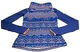 Nike Damen Pro Hyperwarm Long Sleeve Compression Shirt, Women's Pro Hyperwarm Long Sleeve Compression, Blau, 884726321669