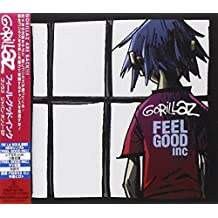 Feel Good Inc [Japan Only Ep]