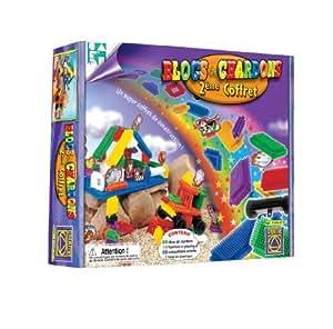 Créative Toys - CT5229 - Jeu de Construction - Blocs de Chardons - Deuxième Coffret