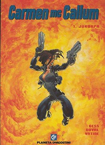 Carmen mc Callum volumen 1: Jukurpa