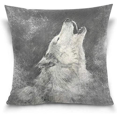 Gxdchfj Bird with Square Cushion Covers Outdoor Sofa Home Kissen Cases 18x18 - Mutterschaft Boppy Kissen