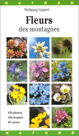 Fleurs des montagnes par Wolfgang Lippert