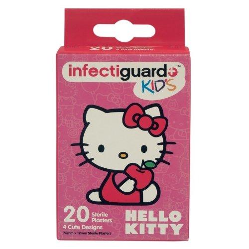 guilty-gadgets-20-x-hello-kitty-fun-kids-create-cerotti-band-aids-sterili-traspirante-impermeabile-e