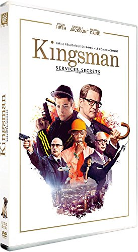 KINGSMAN : SERVICES SECRETS -