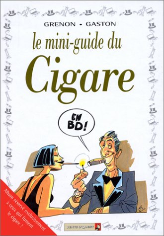 Le mini-guide du cigare en BD