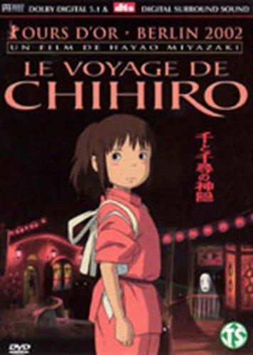 Le voyage de Chihiro [Import belge]