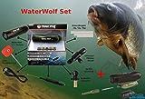 Water Wolf WaterWolf 1.1 Kit + Bottom Fishing Kit Set HD Unterwasserkamera Set Paket Actioncam Camera
