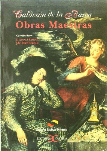 Obras maestras. Edición conmemorativa del IV Centenario (CASTALIA GRAN FORMATO) por José Alcalá Zamora