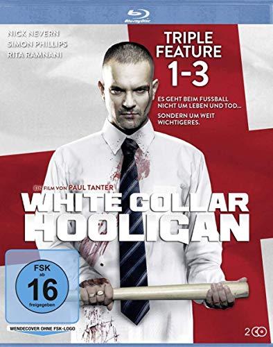 White Collar Hooligan - Teil 1-3 - Die komplette Trilogie [2 Blu-rays]