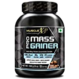 MuscleXP Pro Mass Gainer - With Whey Protein, Isolate, 25 Vitamins & Minerals