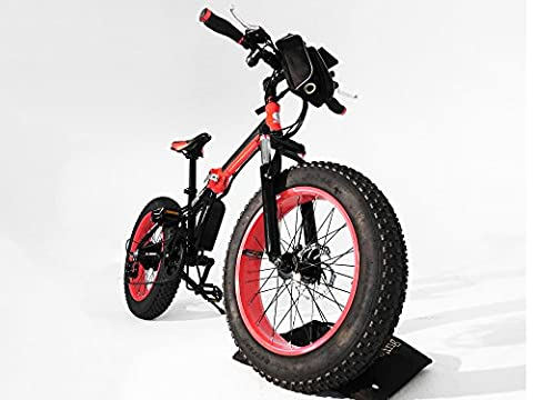 Go-Go Electric Bicycles   Electric Bikes   Beaster Lady Folding Hybrid Mountain eBike with Carbon Steel Frame, 20 inch Tyres and Shimano Gears