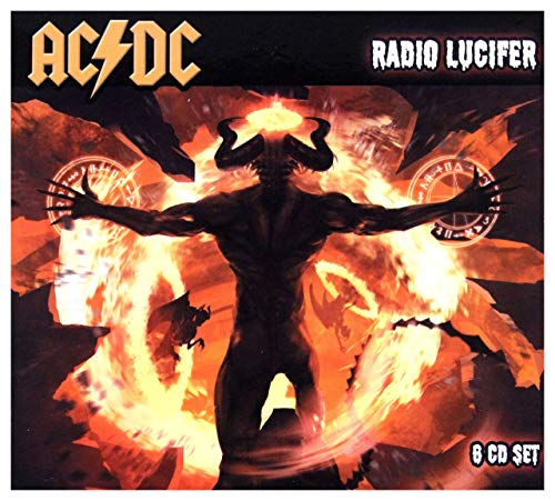 Radio Lucifer the Legendary Broadcasts 1981-1996 -