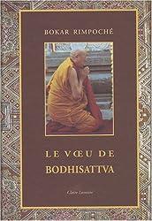 Le voeu de Bodhisattva