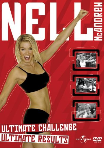 Nell Mcandrew s Ultimate Challenge  Ultimate Results  DVD   2004