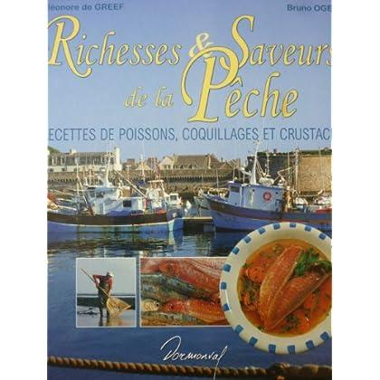 Richesses et Saveurs de la Pêche : Recettes de poissons, coquillages et crustacés