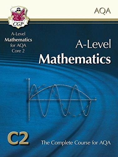 AS/A Level Maths for AQA - Core 2: Student Book