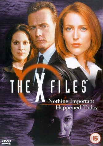 the-x-files-nothing-important-happened-today-dvd-1994