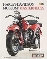 Harley-Davidson Museum Masterpieces: Road Bikes (First Gear) by Dain Gingerelli (Illustrated, 1 Oct 2010) Paperback