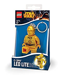 Lego Led - LG0KE18 - Star Wars - Porte-clés LED C3PO
